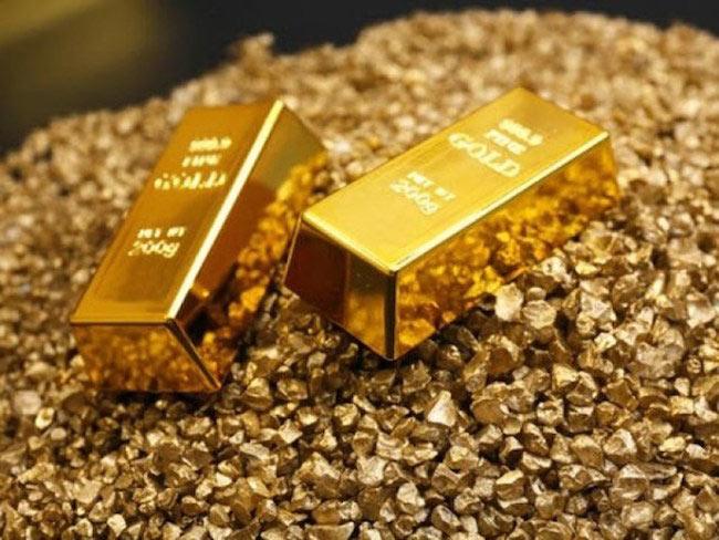 Giá vàng hôm nay 3/8: Bán tháo ồ ạt, vàng xuống mức thấp nhất từ 2017 - 1