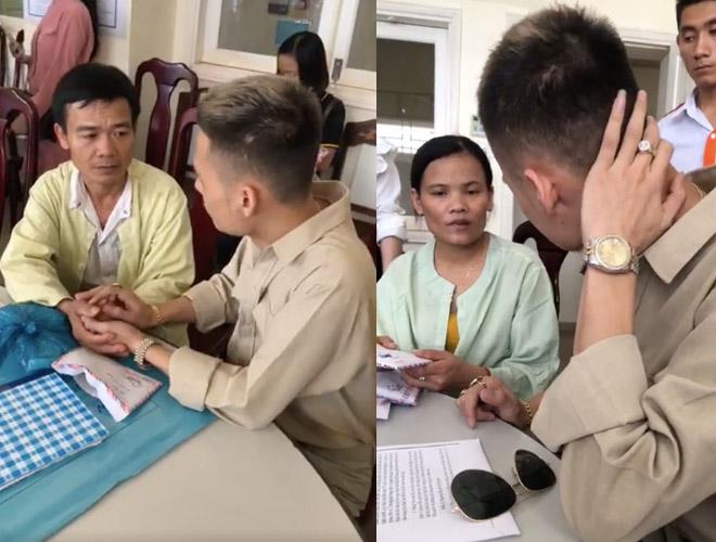 Sau phát ngôn sốc, Hoa Vinh phản ứng bất ngờ với gia đình nạn nhân ở Quảng Nam - 1
