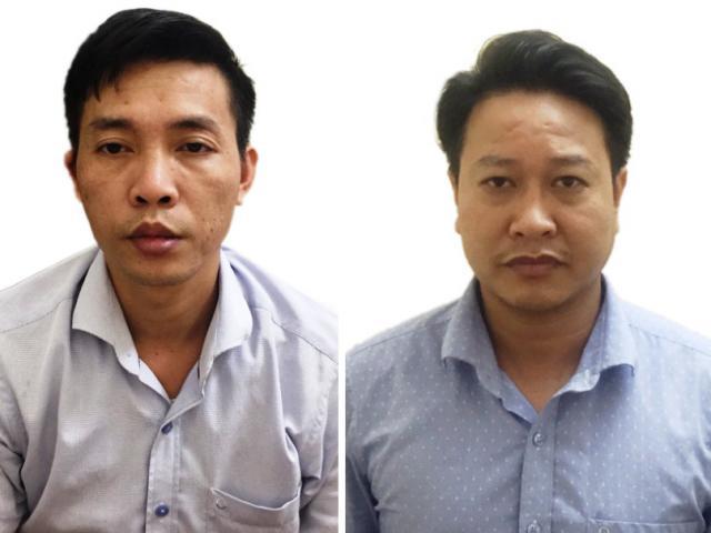 Bộ Công an bắt 2 cán bộ vụ điểm thi cao bất thường ở Hòa Bình
