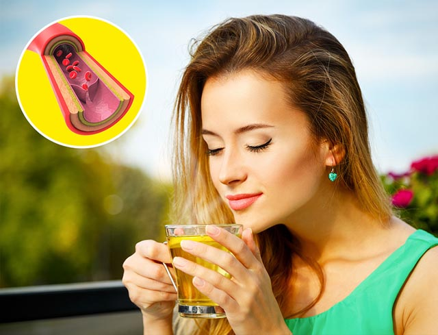 Khỏi cần tập gym giữ dáng, chỉ cần uống 11 loại trà này cũng giảm cân thần tốc - 1