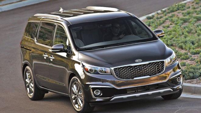 Giá xe Kia cập nhật tháng 9/2018: Minivan Kia Sedona giá từ 1,069 tỷ đồng - 3