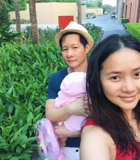 Người mẫu Phan Như Thảo nói chồng cô không bị bắt - 1