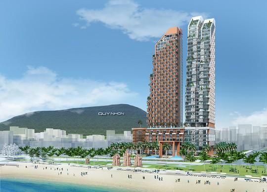 Tỉnh Bình Định thu hồi dự án 2.900 tỷ của con ông Trần Bắc Hà - 1