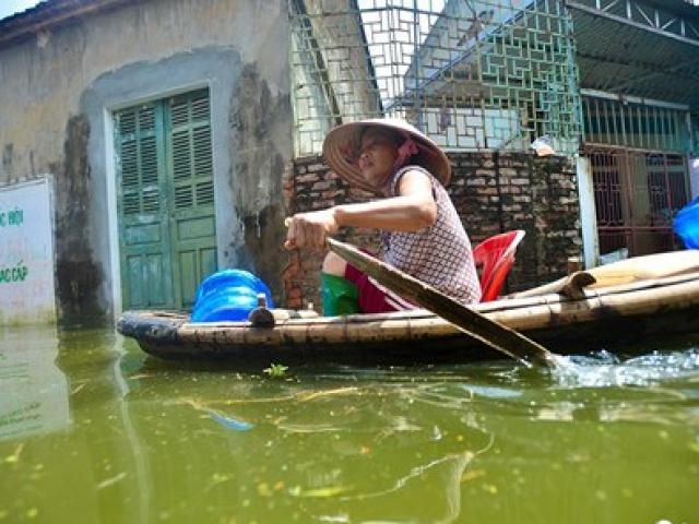 Thủy điện Hòa Bình, Tuyên Quang, Sơn La đồng loạt xả lũ có gây thêm ngập lụt tại Chương Mỹ?