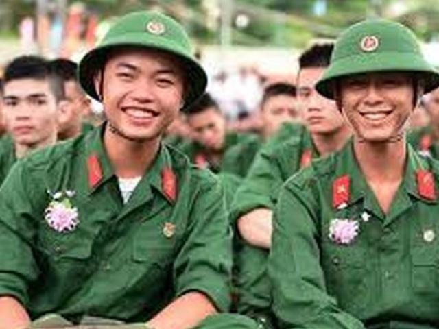 Điểm chuẩn vào các trường khối quân đội cao nhất 26 điểm