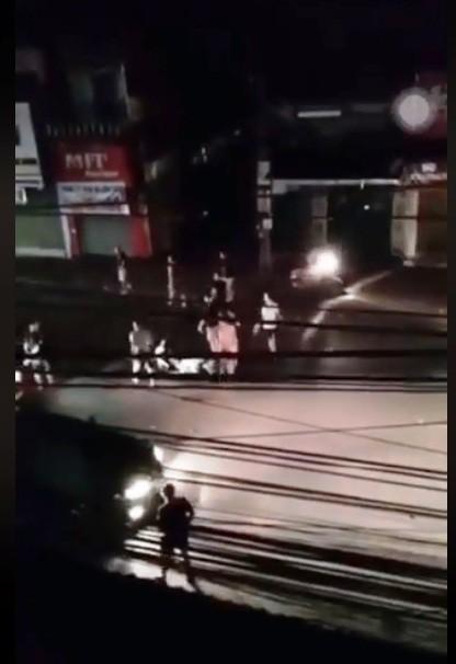Quảng Ninh: Hai băng nhóm chém nhau kinh hoàng, nhiều người bị thương - 1