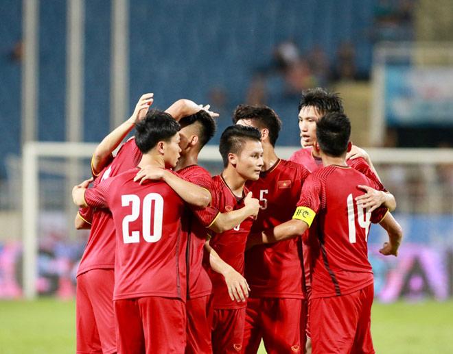 Nhận định U23 Việt Nam vs U23 Uzbekistan, 19h30, 07/08 (U23 Quốc tế 2018)