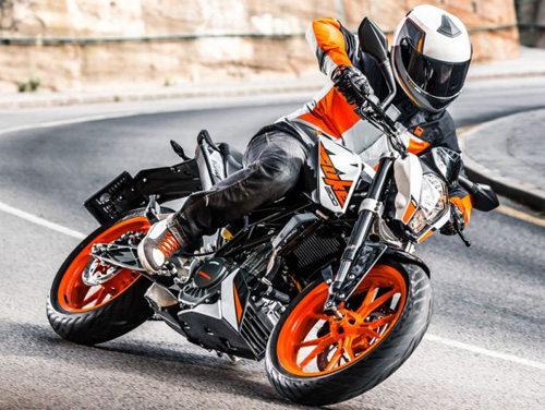 Xe máy KTM Duke 200 2018: Naked bike tầm trung phù hợp mọi