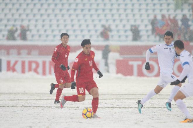 """U23 Việt Nam – U23 Uzbekistan: Khoe sức mạnh, trả """"món nợ"""" Thường Châu - 1"""