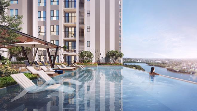 Tận hưởng phong cách sống đẳng cấp với resort tại gia - 1