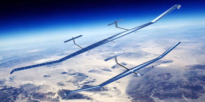 Airbus giới thiệu máy bay không người lái dùng năng lượng Mặt trời - 1