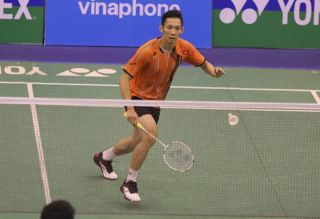 Giải cầu lông tiền tỷ: Tiến Minh bất ngờ nói về trận đấu tệ nhất - 1