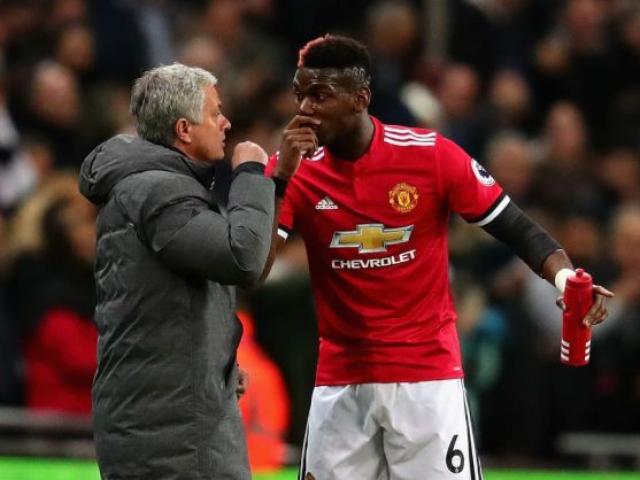 """""""Bom tấn"""" Pogba đòi rời MU: Mourinho sợ bay ghế, sếp lớn vạ lây"""