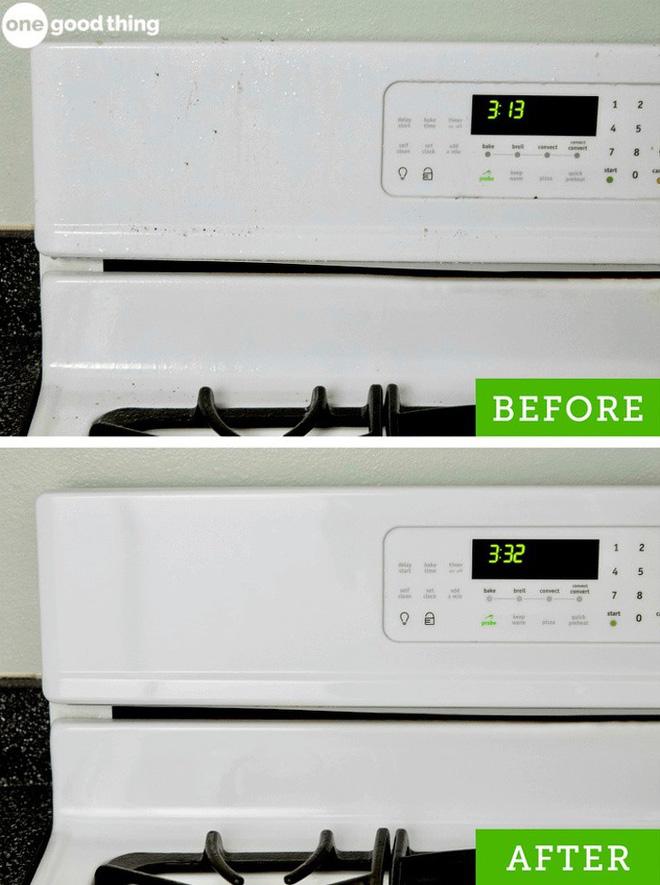 Mẹo dọn sạch nhà bếp nhanh bất ngờ chỉ trong 5 phút - 1