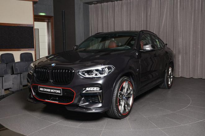 BMW X4 2019 thêm chất thể thao với gói độ đến từ AC Schnitzer - 1
