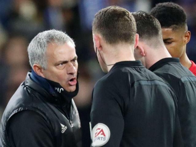 """MU - Mourinho """"đỏ"""" nhất Ngoại hạng Anh, Liverpool mất oan 12 điểm"""