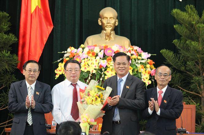 Phú Yên có tân chủ tịch tỉnh 44 tuổi người Hà Nội - 1