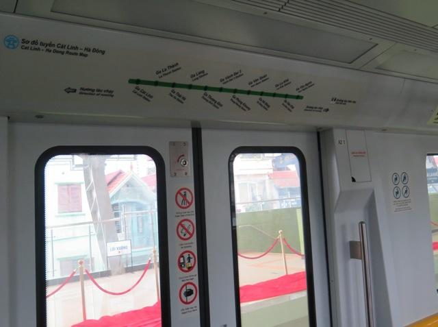 Sử dụng tiếng Trung Quốc tại đường sắt Cát Linh - Hà Đông, Ban QLDA nói gì? - 1