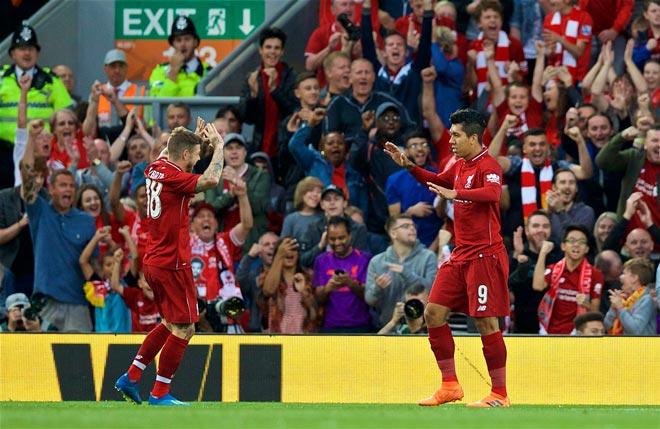 Liverpool - Torino: Tấn công dồn dập, phạt đền hỏng ăn - 1