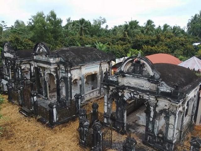 Bí ẩn khu mộ cổ họ Trần ở Tây Đô