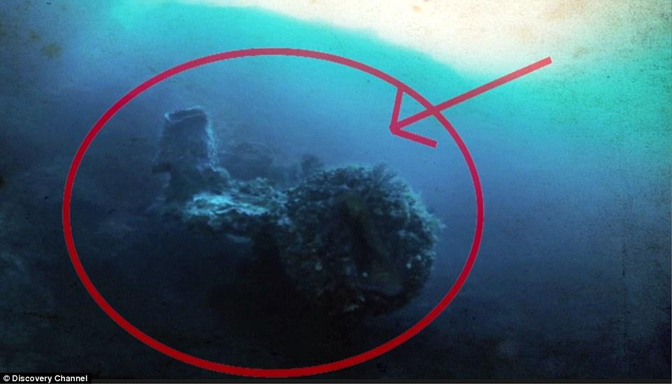 Tìm thấy phi thuyền ngoài hành tinh ẩn dưới Tam giác quỷ Bermuda? - 1