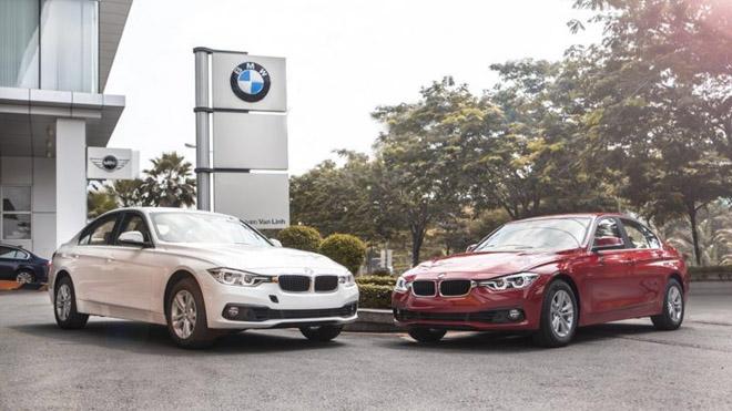 Giá xe BMW cập nhật tháng 9/2018: BMW 320i giá đề xuât từ 1,3 tỷ đồng - 1