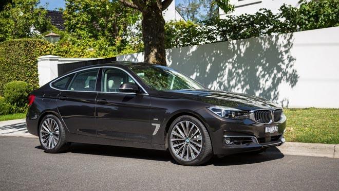 Giá xe BMW cập nhật tháng 9/2018: BMW 320i giá đề xuât từ 1,3 tỷ đồng - 3
