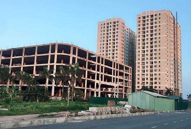 Hà Nội tiếp tục xây khu nhà xã hội cho 12.000 dân - 1