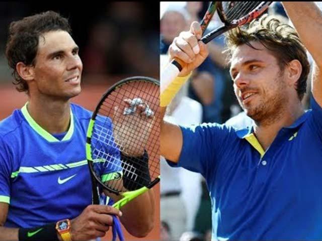 """TRỰC TIẾP tennis Nadal - Wawrinka: """"Hổ giấy"""" khó lòng gây sốc"""