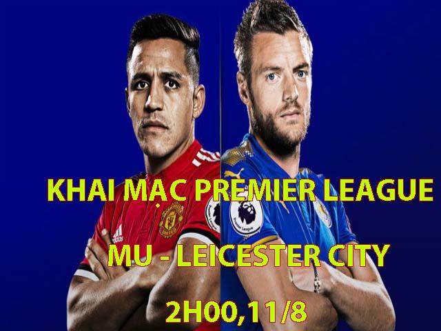 """Nhận định bóng đá MU – Leicester City: """"Quỷ đỏ"""" khai tiệc chờ 3 điểm """"lấy may"""""""