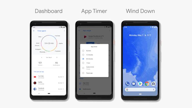 Đánh giá chi tiết hệ điều hành Android 9 0 Pie mới nhất-Công