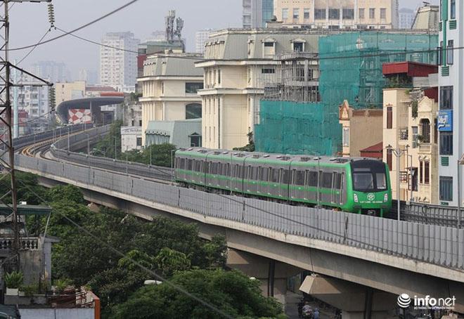 Lãnh đạo đường sắt nói gì về giá vé tàu Cát Linh- Hà Đông? - 1