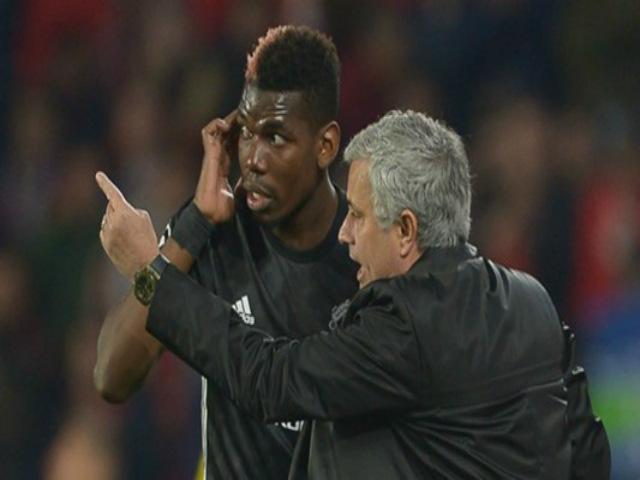 Tin HOT bóng đá bóng đá tối 10/8: Mourinho khẳng định Pogba vẫn hạnh phúc