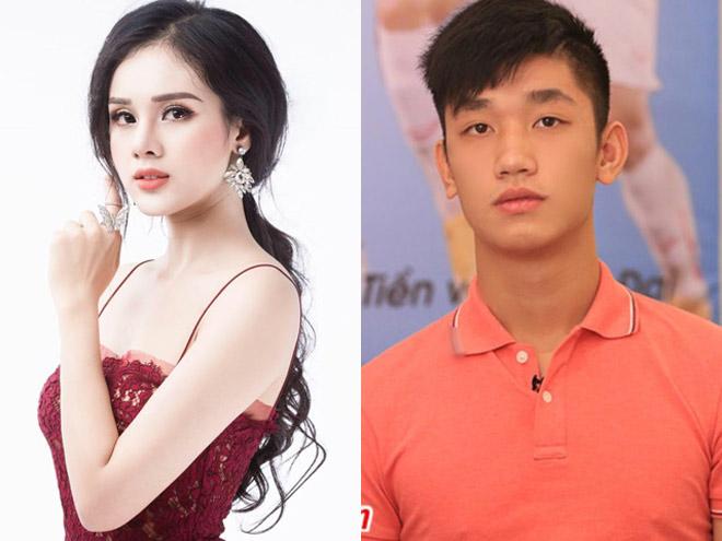 Bị đồn yêu Trọng Đại U23 Việt Nam, mỹ nhân nóng bỏng đáp trả bất ngờ - 1