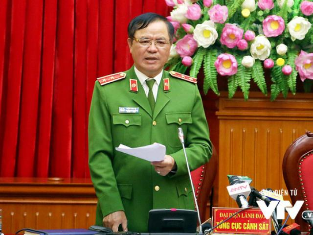 Several police generals were appointed as judicial officers by the Ministry of Public Security