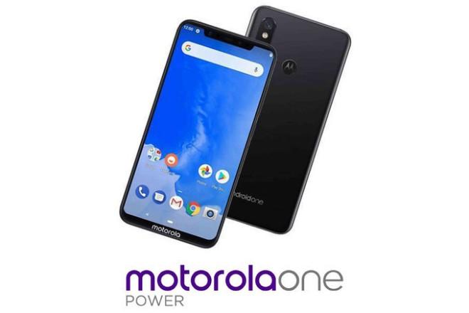 Lộ diện Motorola P30, P30 Note và P30 Play - 1