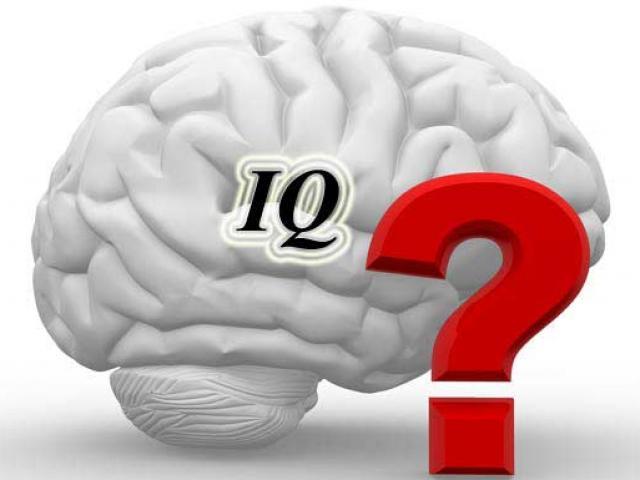 Bài kiểm tra IQ cực khó nhằn kiểm tra chỉ số thông minh của bạn