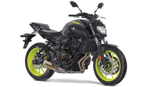 Yamaha thu hồi MT-07 và XSR700 2018 do lỗi lỏng bu lông - 1