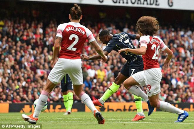 """Arsenal - Man City: Siêu phẩm mở màn, """"tra tấn"""" kinh hoàng - 1"""