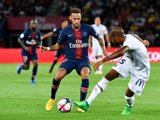 Video, kết quả bóng đá PSG - Caen: Neymar khai hỏa, nhận quà ngày ra quân