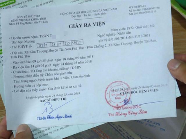 """Nhiều người ở Phú Thọ """"bỗng nhiên"""" nhiễm HIV: Bộ Y tế chỉ đạo khẩn"""