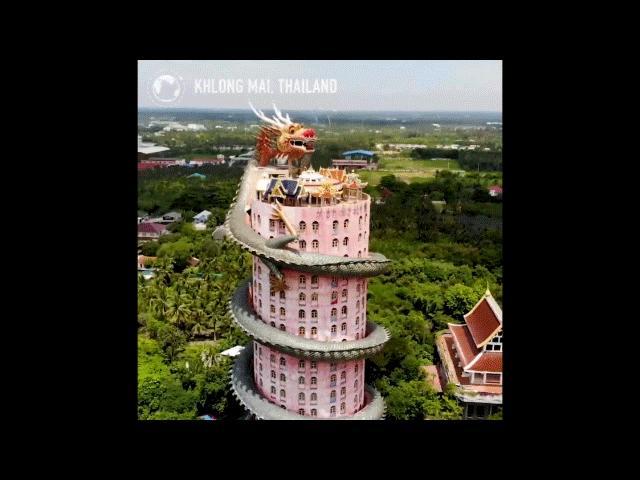Tin được không, ngôi đền có 1-0-2 này chính là thánh địa may mắn ở Thái Lan