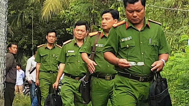 Thảm án ở Tiền Giang: 3 người trong một gia đình bị giết trong đêm - 1