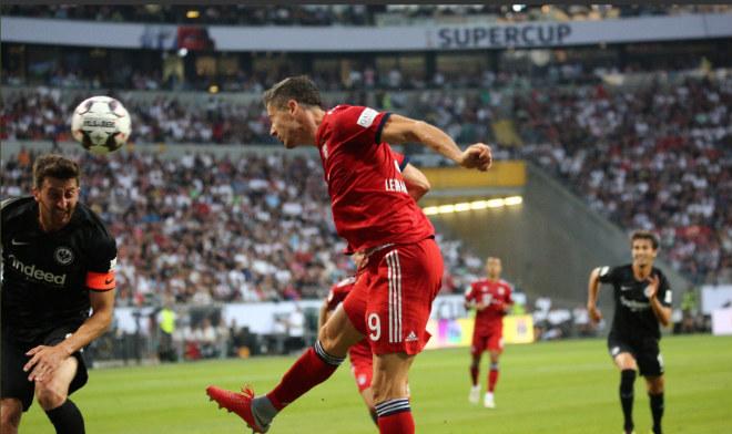 Frankfurt - Bayern Munich: Rửa hận hoàn hảo, siêu sao rực sáng - 1