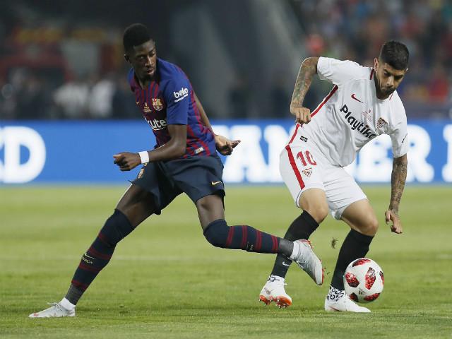 Barcelona - Sevilla: Tuyệt tác trong mơ, ẵm ngay Siêu cúp