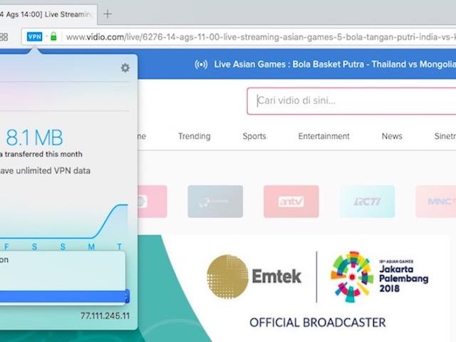 Cách xem các trận đấu của U23 Việt Nam tại ASIAD 2018 qua internet