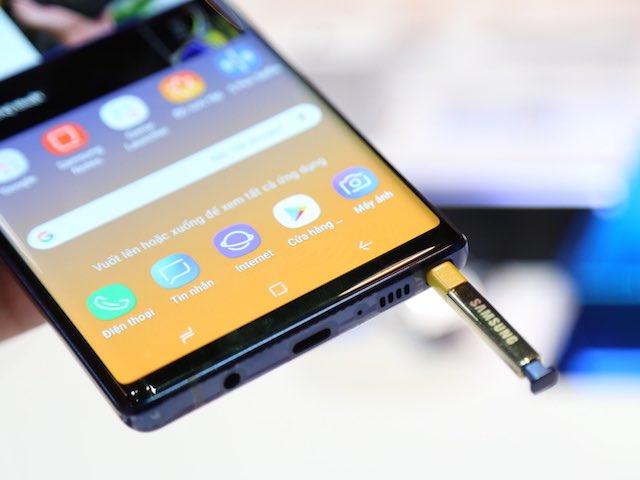 HOT: Samsung Galaxy Note9 chính thức về Việt Nam, giá rẻ ngoài dự đoán
