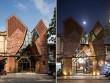 """Quán cà phê Việt """"hút hồn"""" báo Mỹ nhờ kiến trúc lạ chưa từng có"""
