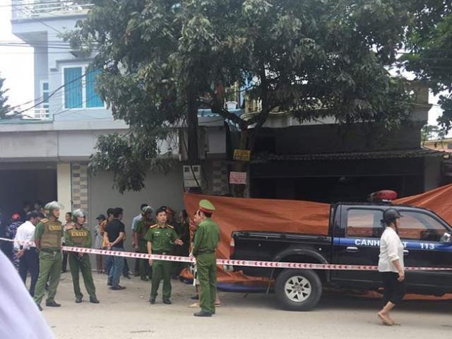 Điện Biên: Xả súng kinh hoàng, 2 vợ chồng chết tại chỗ
