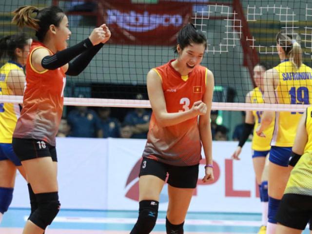 Lịch thi đấu môn bóng chuyền của đoàn thể thao Việt Nam tại ASIAD 2018